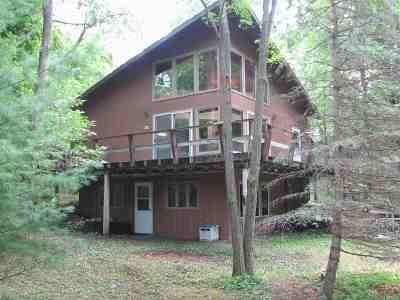 Waupaca Single Family Home Active-No Offer: N6504 2nd