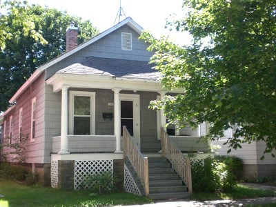 Menominee Single Family Home Active-No Offer: 1309 15th