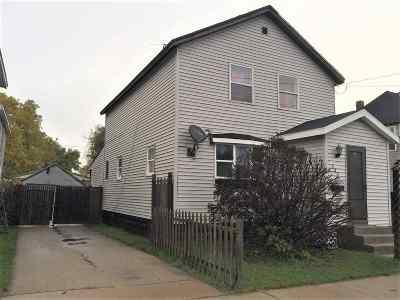 Oconto Single Family Home Active-No Offer: 333 Pecor