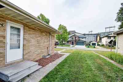 Brown County Multi Family Home Active-No Offer: 1214 Shadow