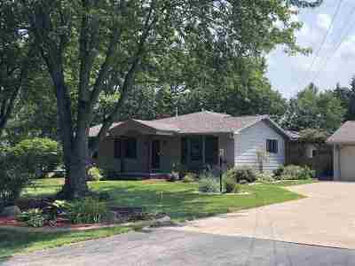 Oshkosh Single Family Home Active-No Offer: 2975 Sheldon