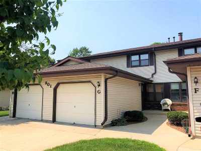 Appleton Condo/Townhouse Active-No Offer: 801 S Olson #G