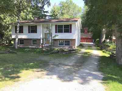 Menasha Single Family Home Active-No Offer: 1394 Plank