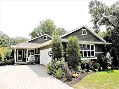 Oshkosh Single Family Home Active-No Offer: 2844 Stoney Beach