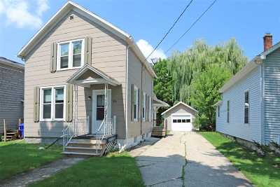Appleton Single Family Home Active-No Offer: 314 E Lincoln