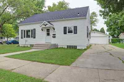 Appleton Single Family Home Active-No Offer: 1424 N Bennett