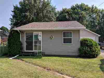 Winneconne Single Family Home Active-No Offer: 619 Birch