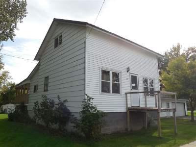 Marinette Single Family Home Active-No Offer: 119 W Hosmer