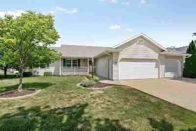 Kaukauna Single Family Home Active-Offer No Bump: 2080 Meadowview