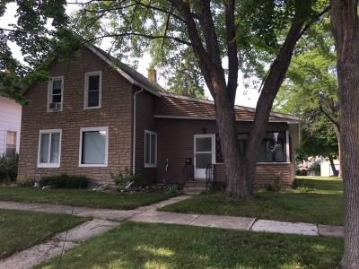 Kaukauna Multi Family Home Active-No Offer: 118 W 6th