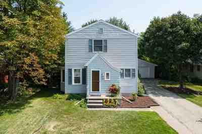 Neenah Single Family Home Active-Offer No Bump: 143 Plummer
