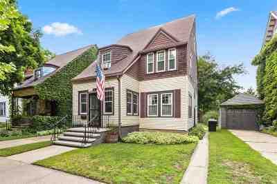 Appleton Single Family Home Active-Offer No Bump: 541 N Bateman