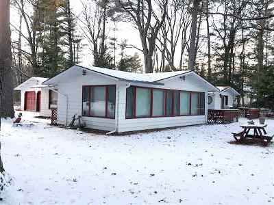 Shawano County Single Family Home Active-No Offer: N6896 Forest Haven