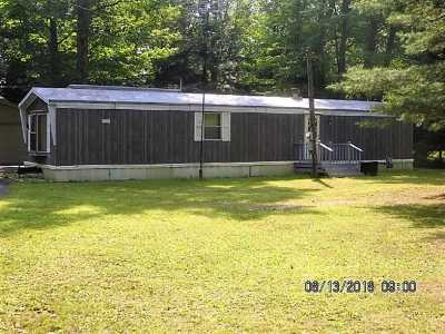 Suring Single Family Home Active-No Offer: 12136 Y Camp