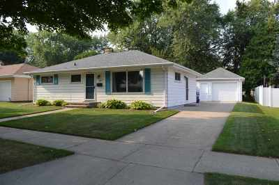 Appleton Single Family Home Active-No Offer: 926 W Roberts