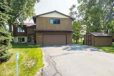 Appleton Single Family Home Active-No Offer: W6127 Colonial