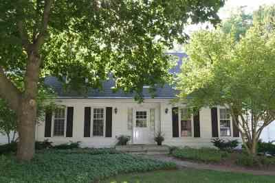 Appleton Single Family Home Active-No Offer: 1707 N Graceland