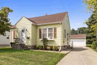 Oshkosh Single Family Home Active-No Offer: 337 Guenther