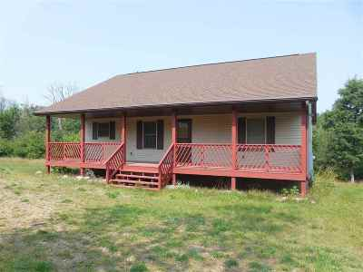 Single Family Home Active-No Offer: N7629 Walleye Run