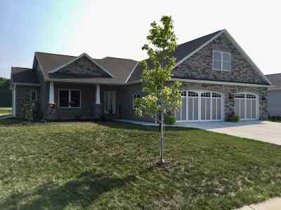 Wrightstown Single Family Home Active-Offer No Bump: 421 Peterlynn