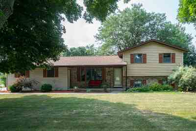 Neenah Single Family Home Active-No Offer: 811 Sharens