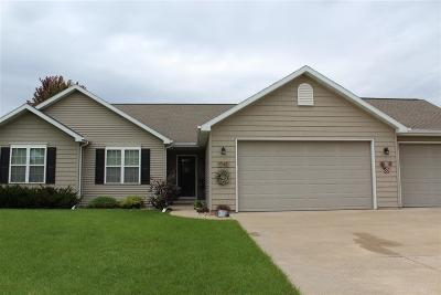 Neenah Single Family Home Active-No Offer: 1740 Spring Hill