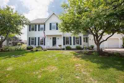 Neenah Single Family Home Active-No Offer: 2172 W Prairie Creek