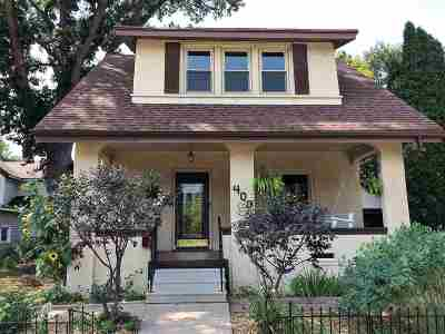 Appleton Single Family Home Active-No Offer: 409 N Meade