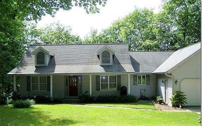 Pound Single Family Home Active-No Offer: 11073 Knapp