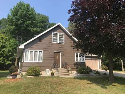 Menominee Single Family Home Active-Offer No Bump: 4701 14th