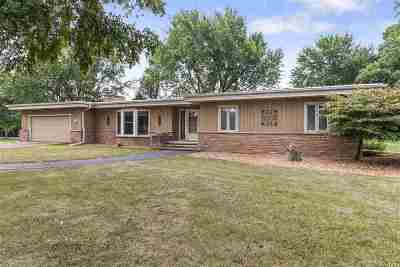 Neenah Single Family Home Active-Offer No Bump: 1370 Breezewood
