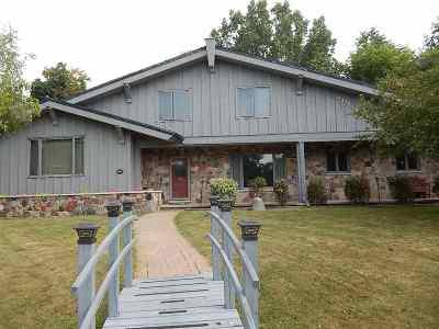 Neenah Single Family Home Active-Offer No Bump: 804 Haase
