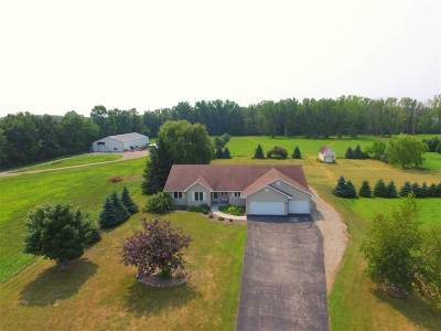 Howard, Suamico Single Family Home Active-No Offer: 1591 Harbor Lights