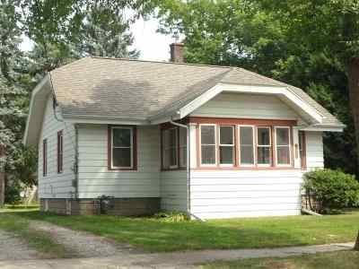 Appleton Single Family Home Active-Offer No Bump: 1314 W 8th