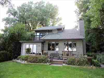 Oshkosh Single Family Home Active-No Offer: 4298 S Hwy 45