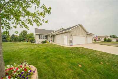 Greenville Single Family Home Active-Offer No Bump: N1699 Schroeder Farm