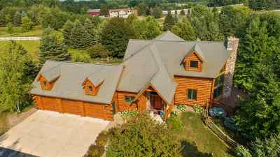 Pulaski WI Single Family Home Active-No Offer: $699,500
