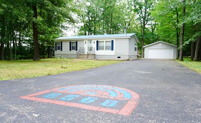 Shawano County Single Family Home Active-No Offer: N6568 W Loon Lake