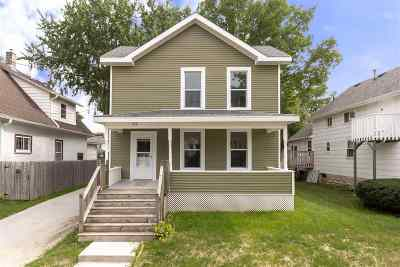 Oshkosh Single Family Home Active-No Offer: 229 Fulton
