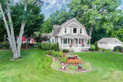 Howard, Suamico Single Family Home Active-No Offer: 4105 Lakeview