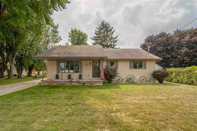 Kaukauna Single Family Home Active-Offer No Bump: 117 McKinley