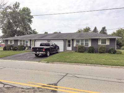 Pulaski WI Multi Family Home Active-No Offer: $154,900