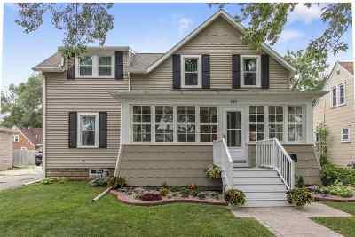 Neenah Single Family Home Active-Offer No Bump: 610 S Lake