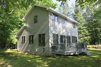 Townsend Single Family Home Active-No Offer: 17611 Bass Point