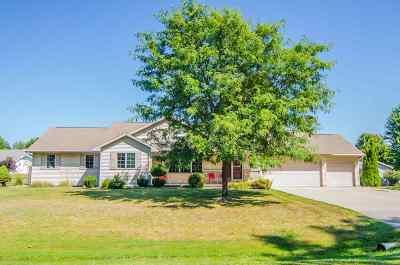 Howard, Suamico Single Family Home Active-No Offer: 2100 Magy