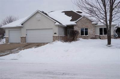 Neenah Single Family Home Active-No Offer: 800 Heather