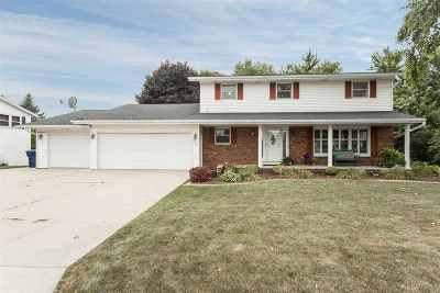 Wrightstown Single Family Home Active-No Offer: 330 Highland