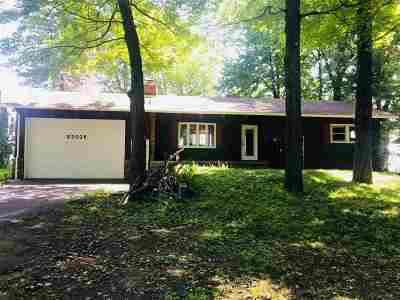 Marinette Single Family Home Active-No Offer: N2026 Shore