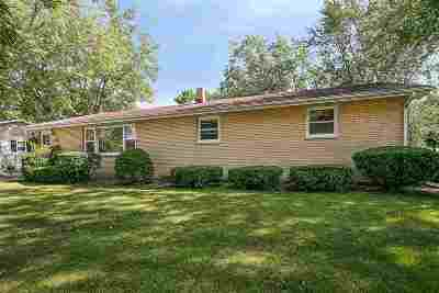 Kaukauna Single Family Home Active-Offer No Bump: 615 W 7th