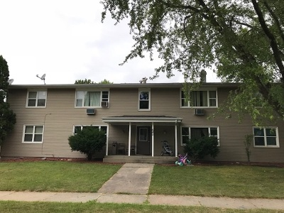 Neenah Multi Family Home Active-Offer No Bump: 642 Haylett